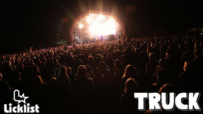 Crowd at night at Truck festival 2015-small